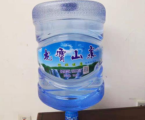 桶装山泉水加盟