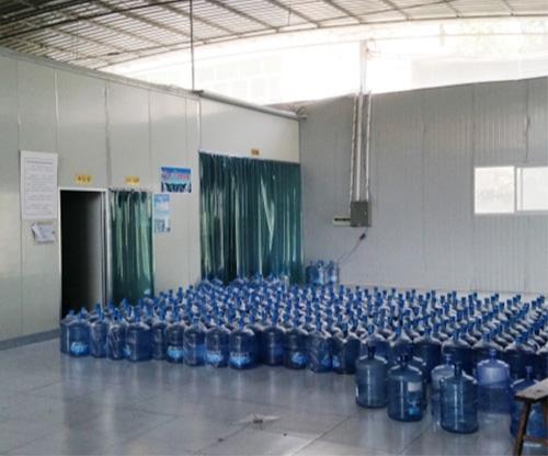桶装水价格