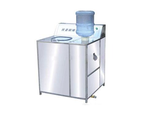万博体育官网下载生产线配套拔盖刷桶机